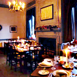 The Ballroom at Gadsby's Tavern