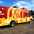 We Have a Pretzel Truck Now