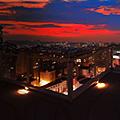 The Mondrian SoHo's Rooftop BBQ