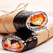 Five More Sushi Burritos Than You're Used To