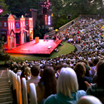 It's Shakespeare in the Park Season