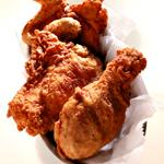 Fried Chicken, Three Ways