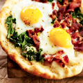 Hollywood's New Breakfast Pizza