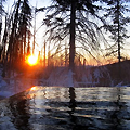 Tolovana Hot Springs in Fairbanks, AK