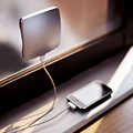 An iPhone Charger That Sticks to Windows