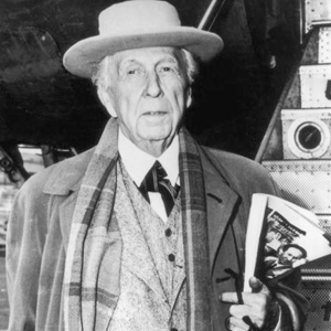 A Toast to Frank Lloyd Wright