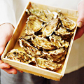 Grab-and-Go Oysters at Dupont Market