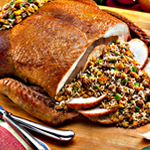 Thanksgiving Turducken, Delivered
