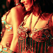 Just a Fine Evening of Drinks and Bollywood-Style Cabaret