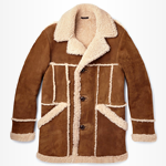 A Fine Selection of Shearling Coats