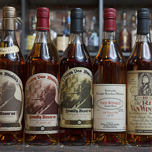 The Ultimate Pappy Van Winkle Dinner