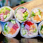 Oh, the Sushi-Burritos You'll Eat