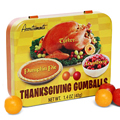 Thanksgiving Dinner, in Gumball Form