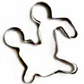 Kama Sutra Cookie Cutters