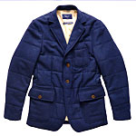 A Quilted Wool Blazer That's Great