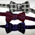 Just the World's Best Bow Ties