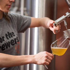 Fulton Market Has Another New Brewery. Hope You're Okay With That.