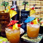 You Wanted a Tiki Brunch, You Got It