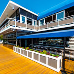 A New Deck Full of Clam Bakes at Pier 6