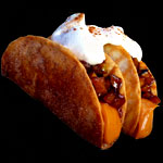The Apple Pie Taco. It Exists.