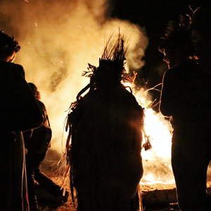 Just a Good Old Fashioned Cider-Based Pagan Ritual