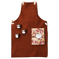 This Dead-Serious Grilling Apron