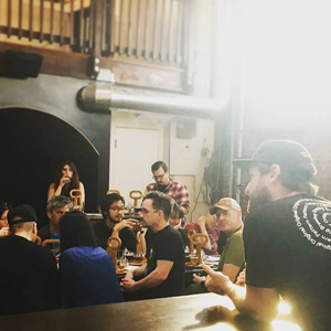 Two New Taprooms for Your Getting-Out-of-the-City Pleasure