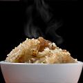 White Truffle Fried Rice at Bar Masa