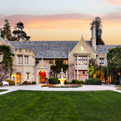 So, Here's the Playboy Mansion Listing