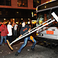 World Series Victory. Mayhem Ensues.
