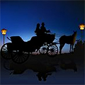 Lights, Hot Chocolate and a Carriage