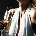 Drinking Gratis Champagne at the Setai