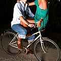 A Tender Bike Ride. From a Sex Shop.