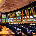 A Sports Book Command Center
