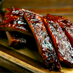 Flintstone Ribs. Just Picture It.