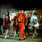 'Cause This Is Thriller...