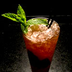 The Sicilian Julep at Highball Lounge