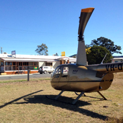 Helicopter Rides Are Best Reserved for Rural Australian Pub Crawls