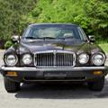 Cruising in Sinatra's Jag