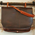 The Leather Postal Bag You Deserve