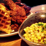 And in Other Chicken-and-Waffles News...