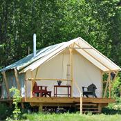 Camping. Whitewater. Idaho.