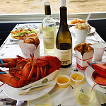 A Lobster Boil in the Vineyards