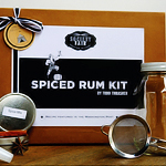 Making Your Own Spiced Rum