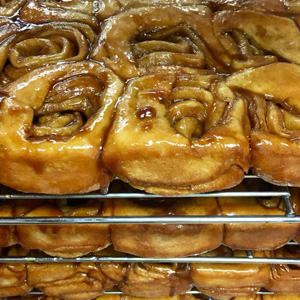 Last Call for Knaus Berry Farm's Cinnamon Rolls
