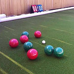 There's Bocce Afoot at Kaiser Tiger