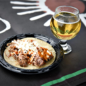 Just a Nice Event With Tacos and Beer