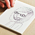 Personalized Sketches from Doodlebooth