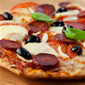 Half-Price Pizza and Pitchers