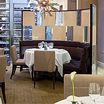 Frank's Table, L'Espalier